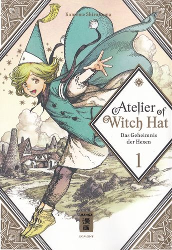 Atelier of Witch Hat - Manga 1