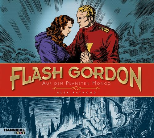 Flash Gordon Sonntagsseiten 1