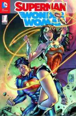 Superman / Wonder Woman 1 VC