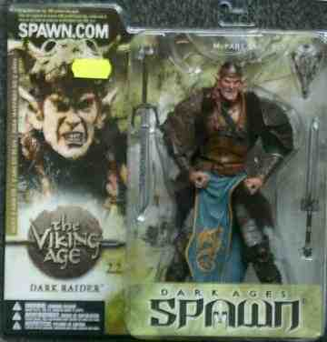 Spawn 22. Serie (The Viking Age)