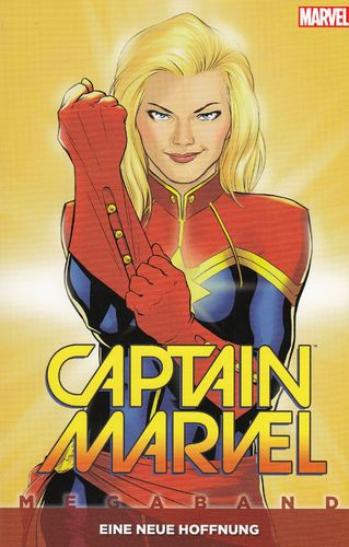 Captain Marvel Megaband