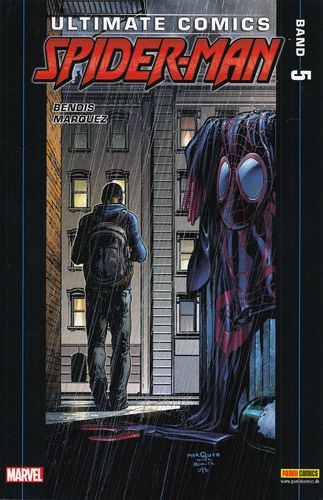 Ultimate Comics: Spider-Man [Nr. 0005]