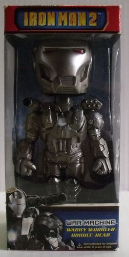 Comicfigur Wacky Wobbler Bobble-Head - Iron Man 2 Z1-2
