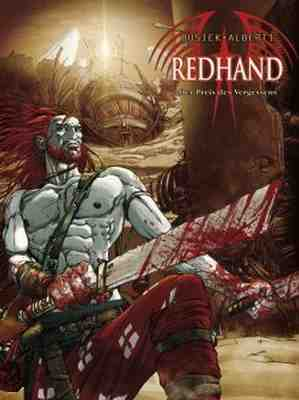 Redhand [Nr. 0001]