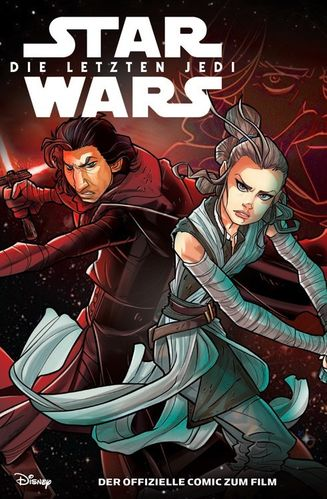 Star Wars Junior Graphic Novel: Die letzten Jedi