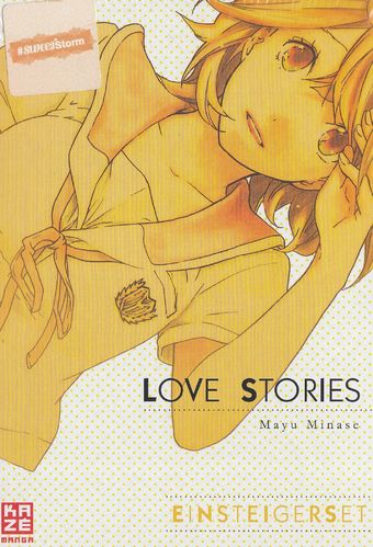 Love Stories - Einsteigerset 1-4 - Manga