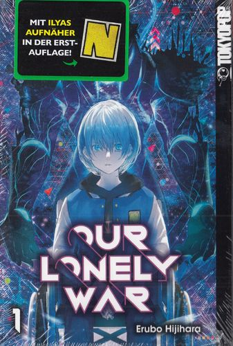 Our Lonely War - Manga 1