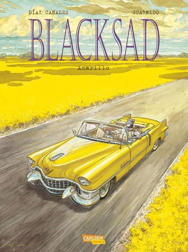 Blacksad  [Nr. 0005]
