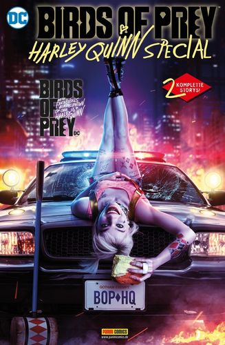 Birds of Prey: Harley Quinn Special