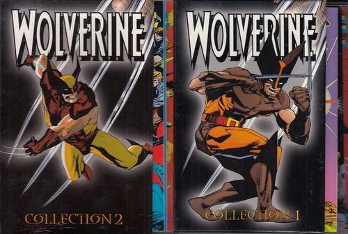 Wolverine Collection 1 + 2 zus. Z1 / Z1-2
