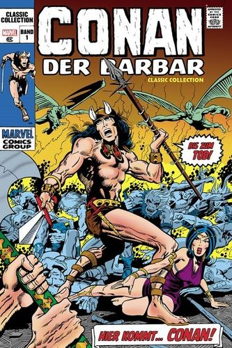 Conan der Barbar Classic Collecction 1