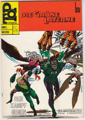 Top Comics [Jg. 1969-73] [Nr. 0120] [Zustand Z1-2]