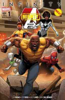 Mighty Avengers [Nr. 0001]