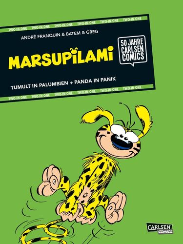 Marsupilami TWO-IN-ONE