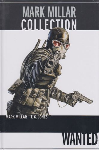 Mark Millar Collection 1