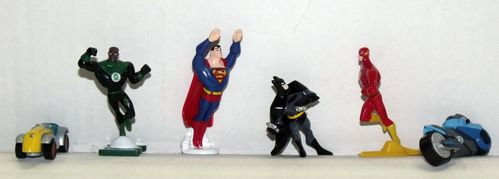"Figurensatz Comicfiguren ""Justice League"""