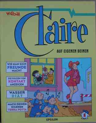 Claire [Nr. 0001]