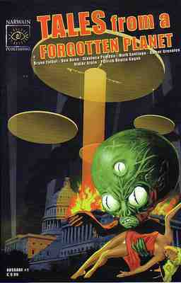 Tales from a Forgotten Planet [Nr. 0001]