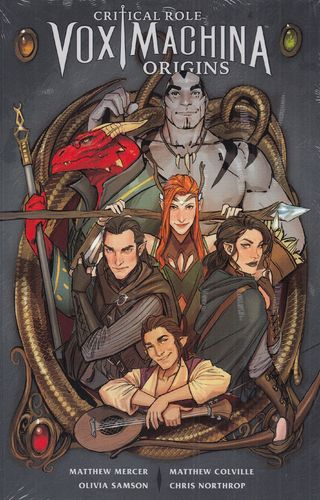 Critical Role 1
