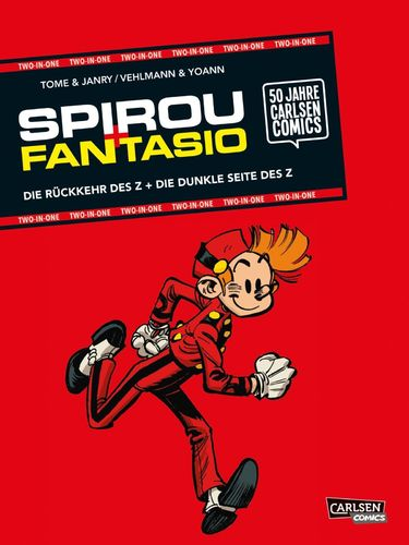 Spirou + Fantasio TWO-IN-ONE