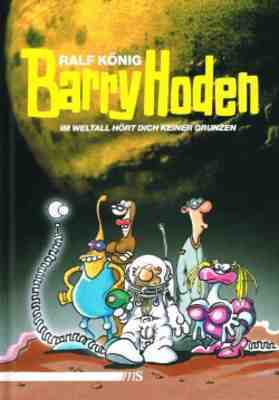 Barry Hoden