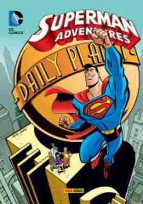 Superman Adventures TV - Comic [Nr. 0001]