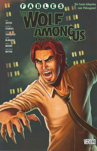 FABLES - THE WOLF AMONG US .. 1