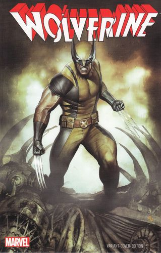 Wolverine ALL NEW 4