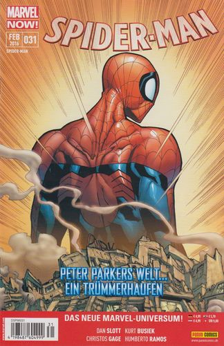 Spider-Man MARVEL NOW! [Nr. 0031]