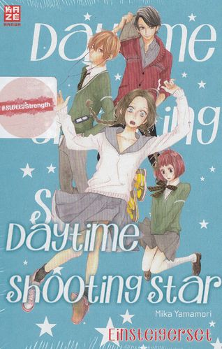 Daytime Shooting Star - Einsteigerset 1-4 - Manga