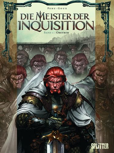 Meister der Inquisition 1