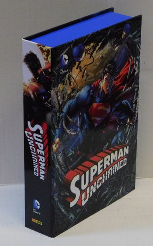 Superman UNCHAINED BOX