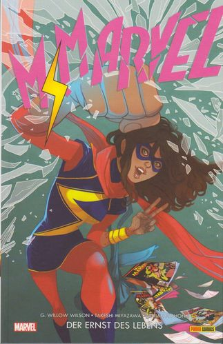 Ms. Marvel [Nr. 0003]