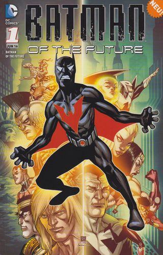 BATMAN OF THE FUTURE 1