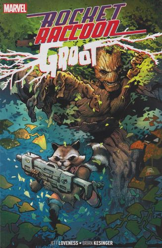 Rocket Raccoon & Groot
