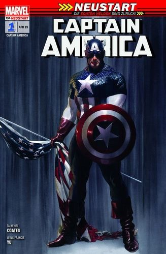 Captain America 1 NEU
