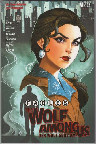 FABLES - THE WOLF AMONG US .. 2
