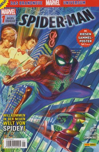 Spider-Man ALL NEW 1