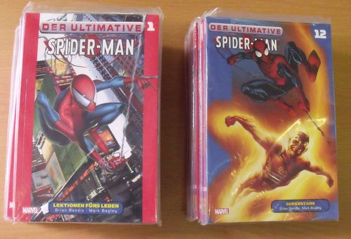 Spider-Man, der Ultimative 1-22 zus.Z1