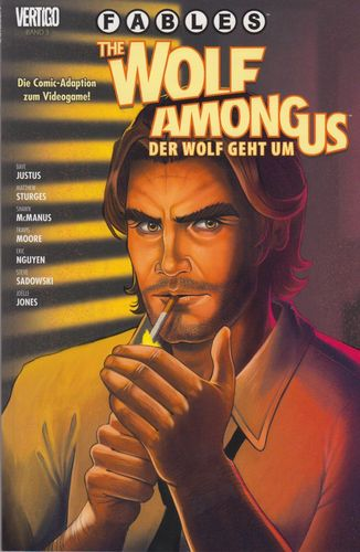 FABLES - THE WOLF AMONG US .. 3