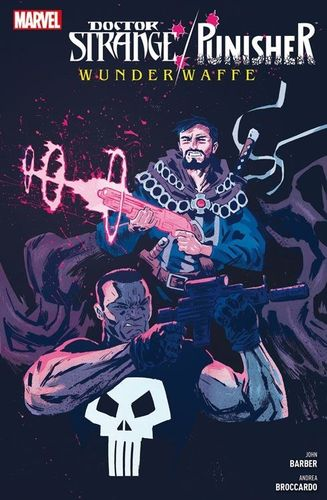 Doctor Strange/Punisher