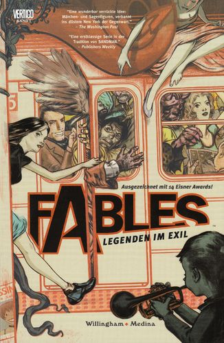 Fables [Nr. 0001]