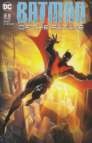 BATMAN OF THE FUTURE 2
