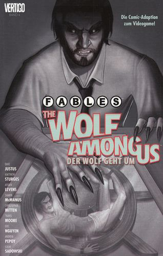 FABLES - THE WOLF AMONG US .. 4