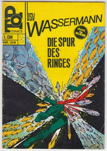 Top Comics [Jg. 1969-73] [Nr. 0109] [Zustand Z2]