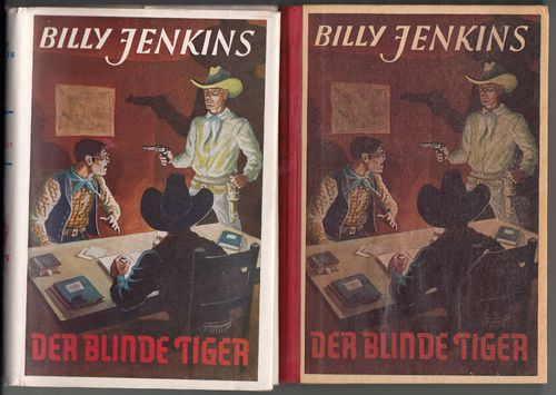 Billy Jenkins - Der blinde Tiger