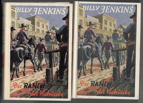 Billy Jenkins - Die Ranch der Viehdiebe