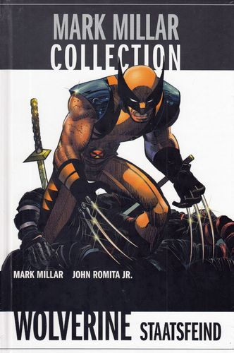 Mark Millar Collection 2