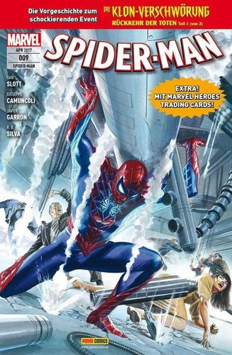 Spider-Man All NEW 9