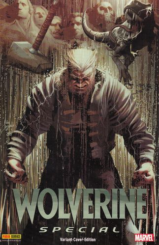 Wolverine Special VC